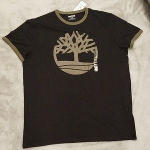 Timberland Short Sleeve Tree Logo T-shirt